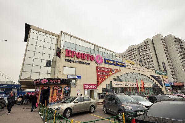 Торговый центр Свод