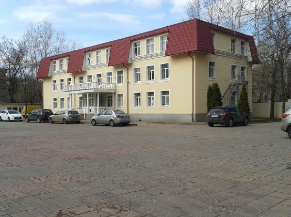 Административное здание на ул. Чистова, 24А
