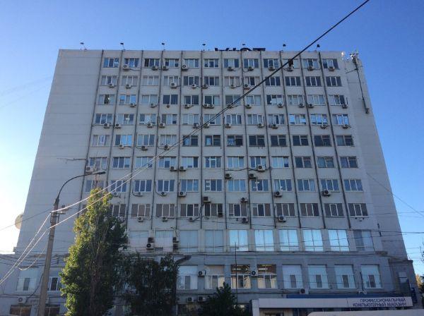 Бизнес-центр на ул. Ангарская, 17