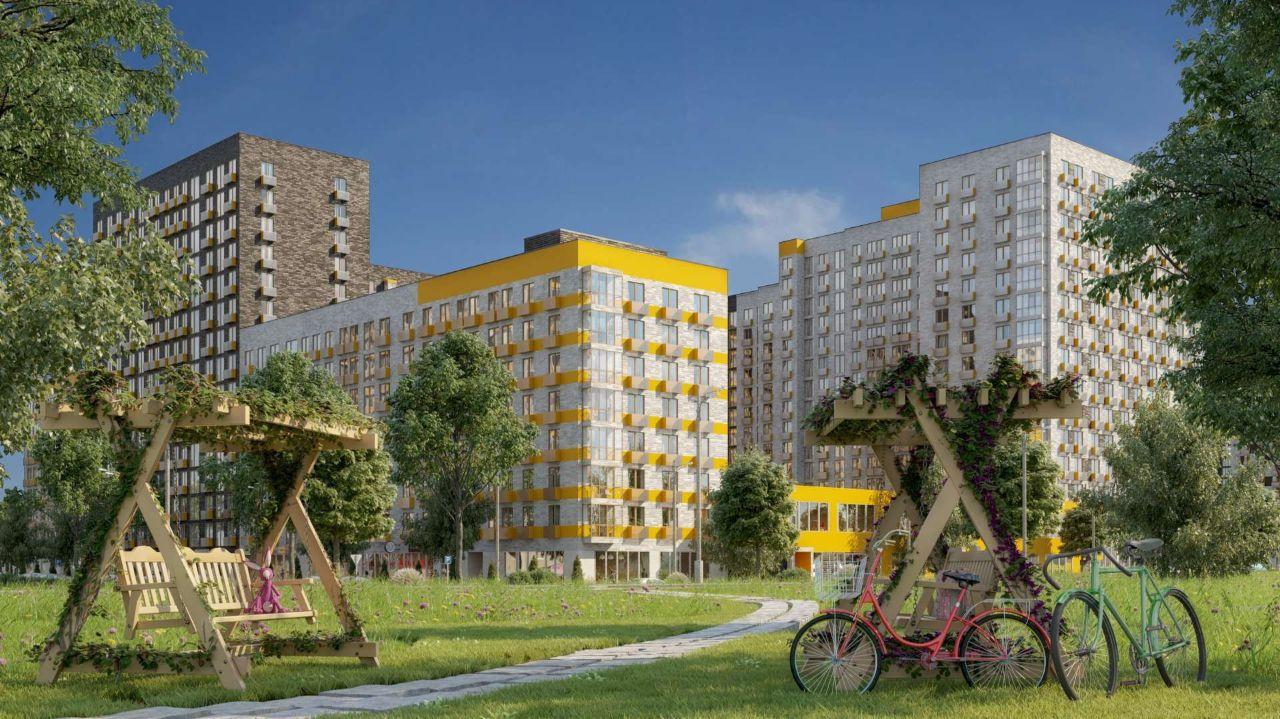 купить квартиру в ЖК Москвичка
