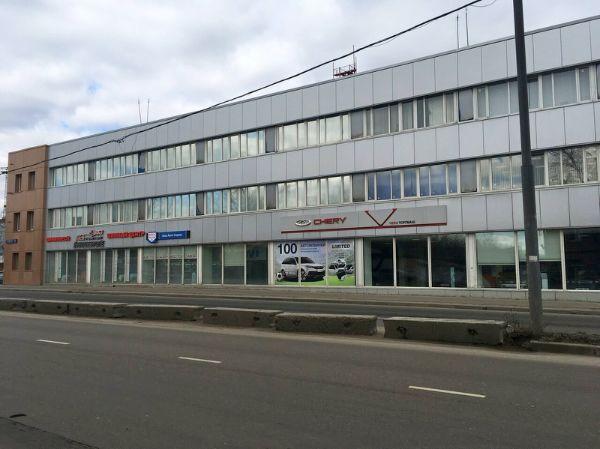Торгово-офисный комплекс на ул. Иловайская, 2Бс1