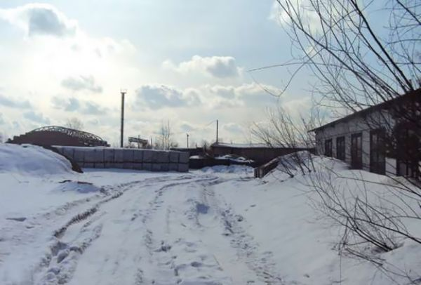 Складской комплекс на ул. Мостовая, 18г