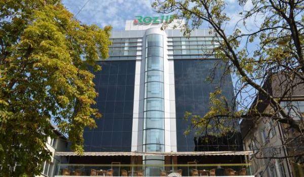 Деловой центр Роз 117 (Roz 117)