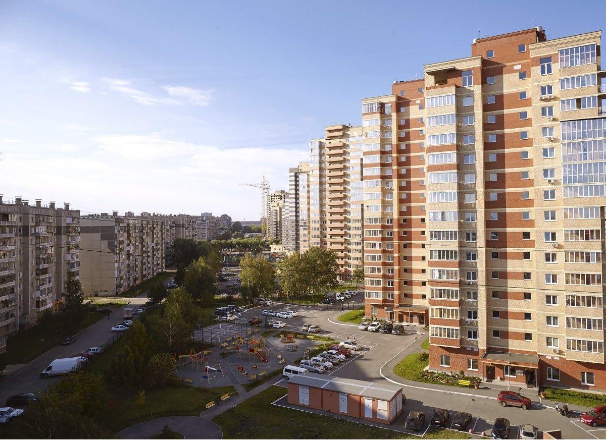 жилой комплекс Подсолнухи