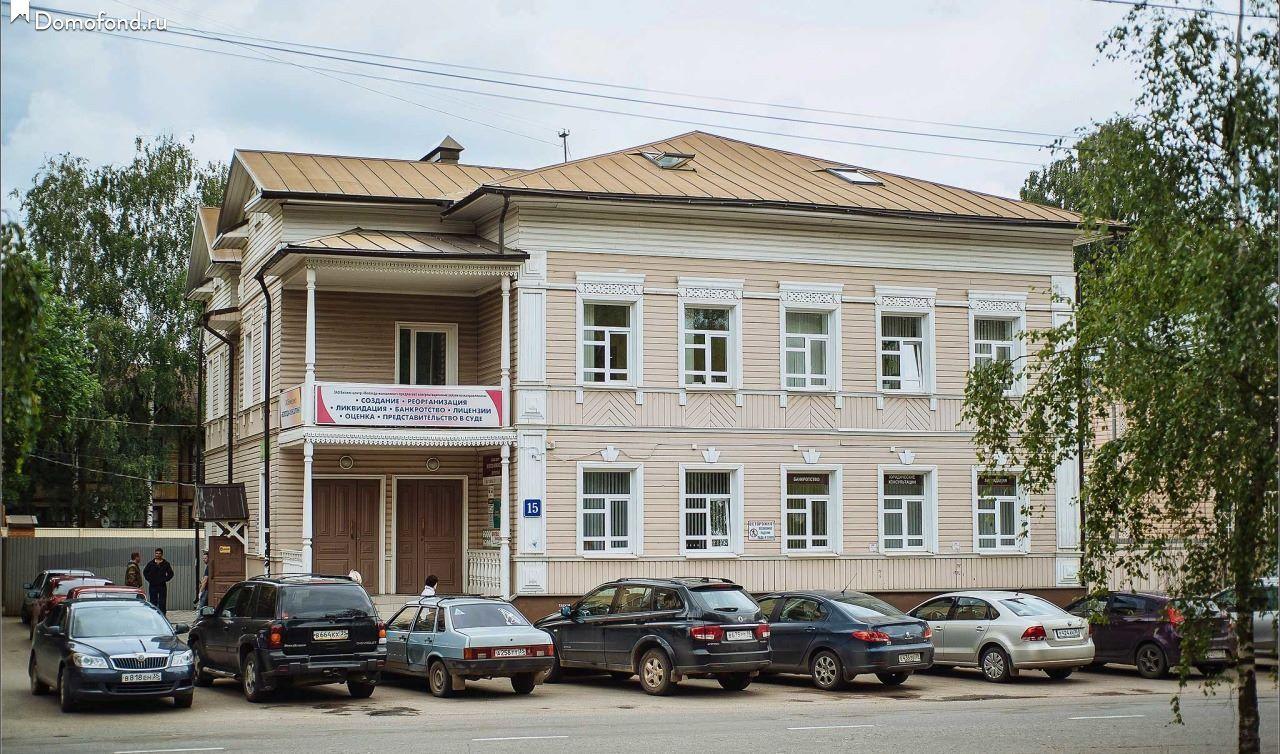 аренда помещений в БЦ на ул. Козлёнская, 15