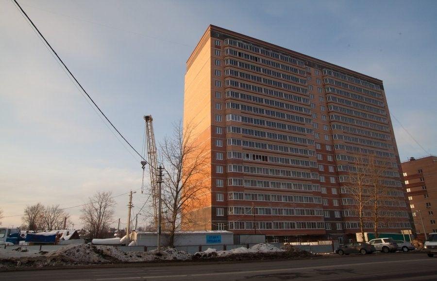 купить квартиру в ЖК Проспект Красной Армии 251а