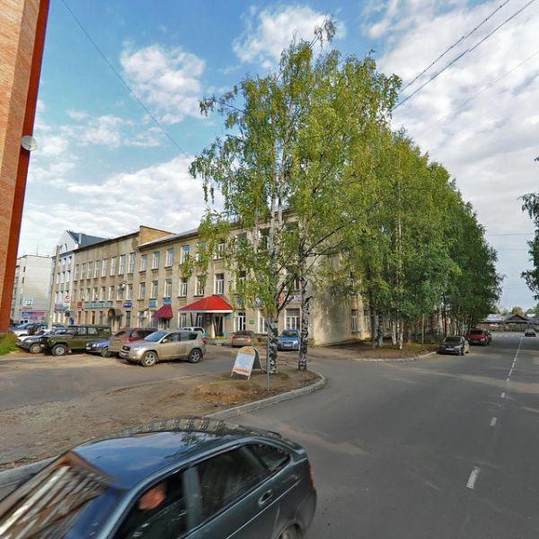 Бизнес-центр на ул. Первомайская, 149