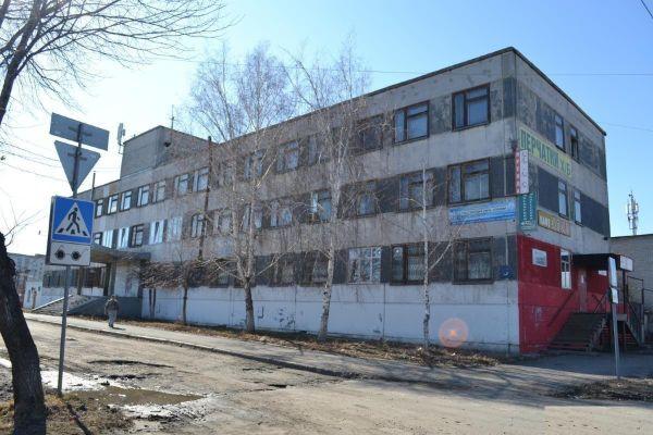 Офисное здание на ул. Декабристов, 3