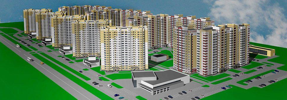 жилой комплекс ул.Магистральная