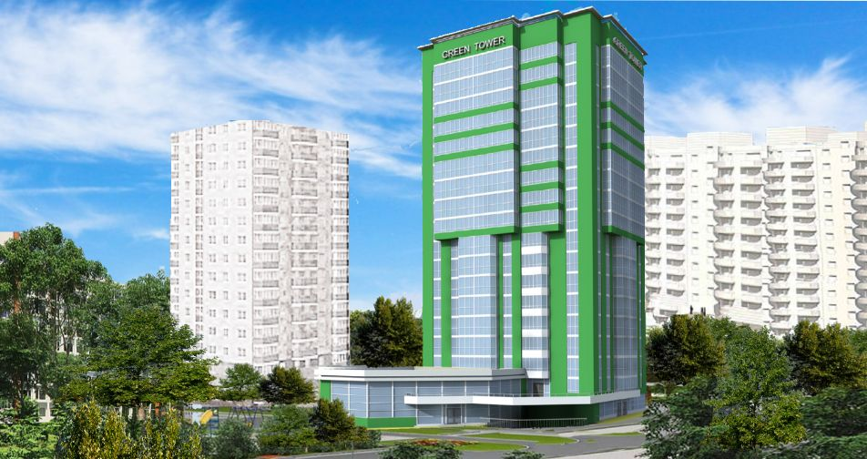 ЖК Green Tower (Грин Тауэр)