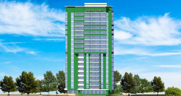 2-я Фотография ЖК «Green Tower (Грин Тауэр)»