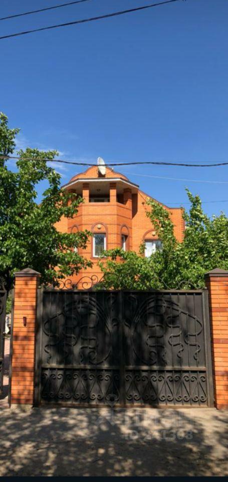 Купить дом 272.6м² Западная ул., Одинцово, Московская область - база ЦИАН, объявление 240610059
