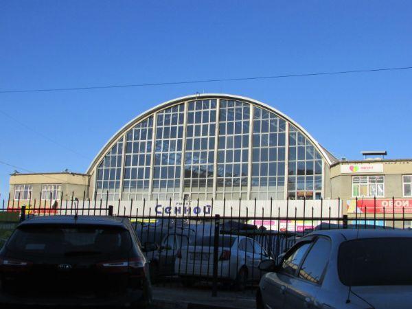 Торгово-офисный комплекс Сенной