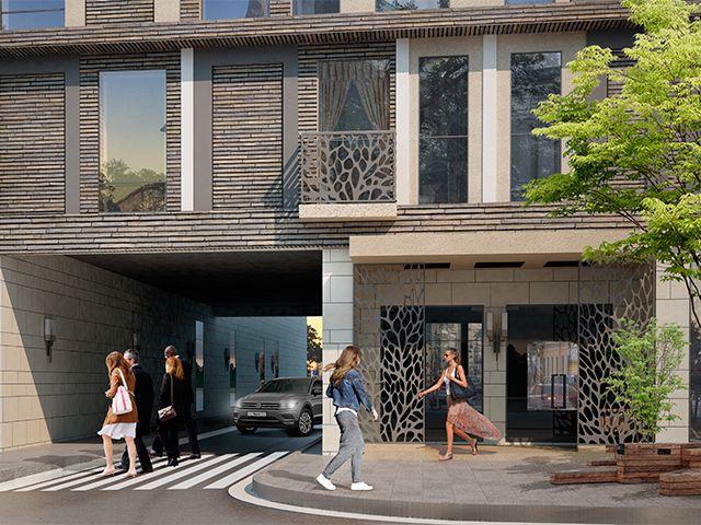 ЖК Комплекс апартаментов Nord (Норд)