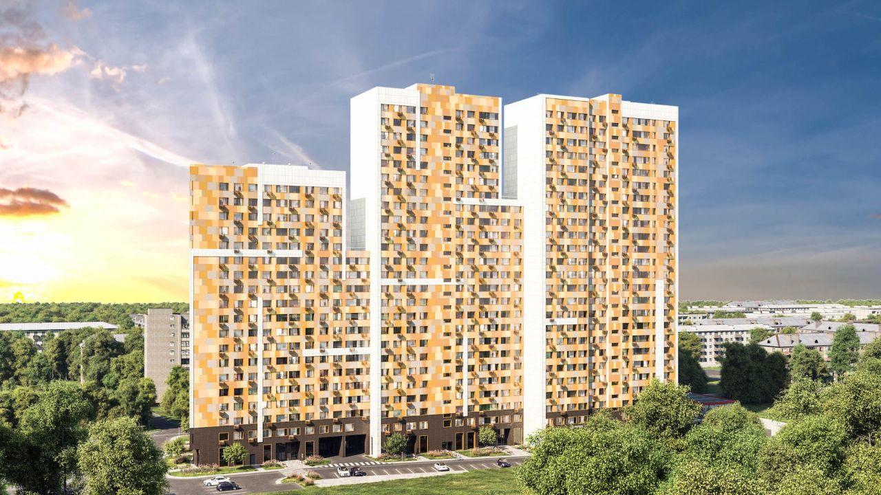 купить квартиру в ЖК Карамельный