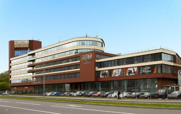 Бизнес-центр АВМ
