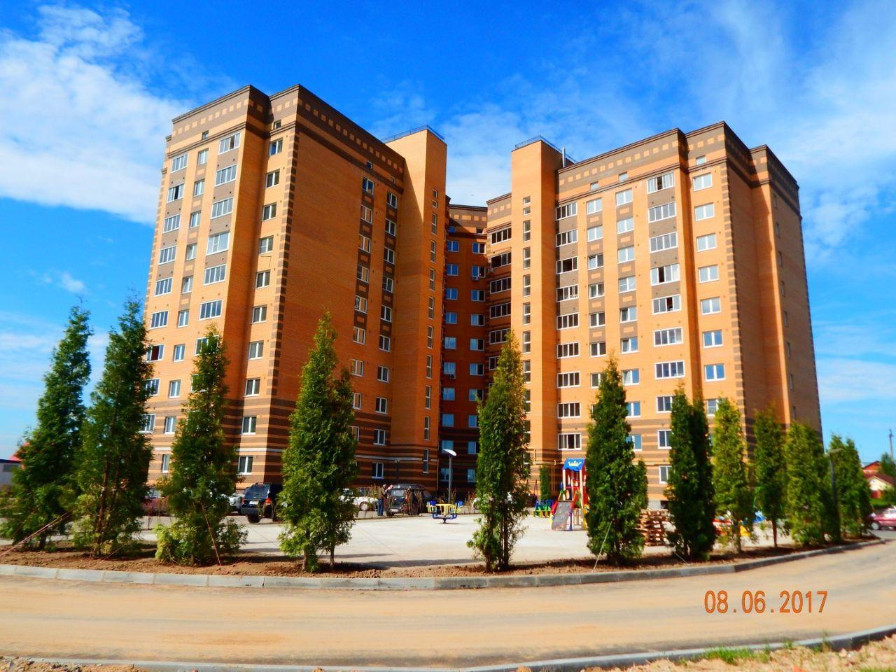 жилой комплекс СолнцеГрад