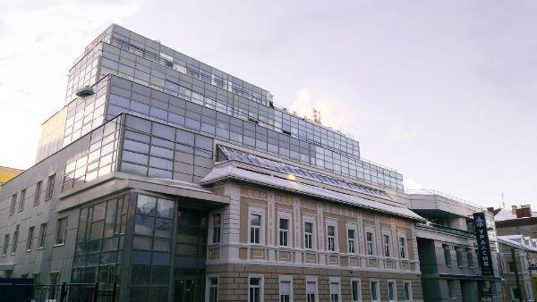 Бизнес-центр Приволжье