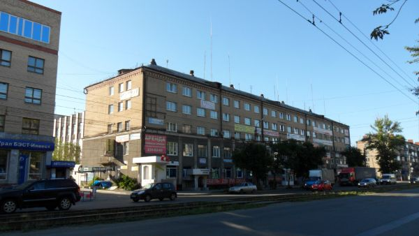 Бизнес-центр на ул. Гагарина, 9