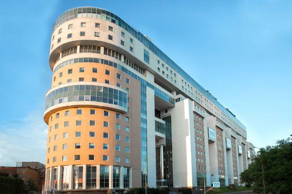 Бизнес-центр 9 Акров