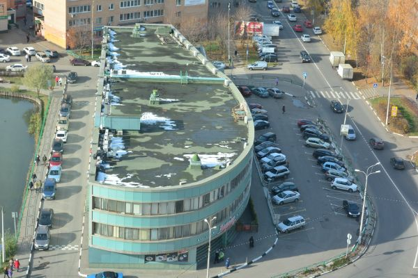 Торгово-офисный комплекс Бриз