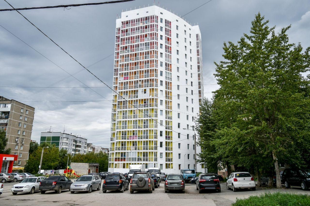 жилой комплекс по ул. Коломенская, 49А