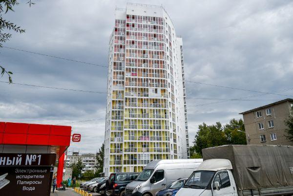 2-я Фотография ЖК «по ул. Коломенская, 49А»