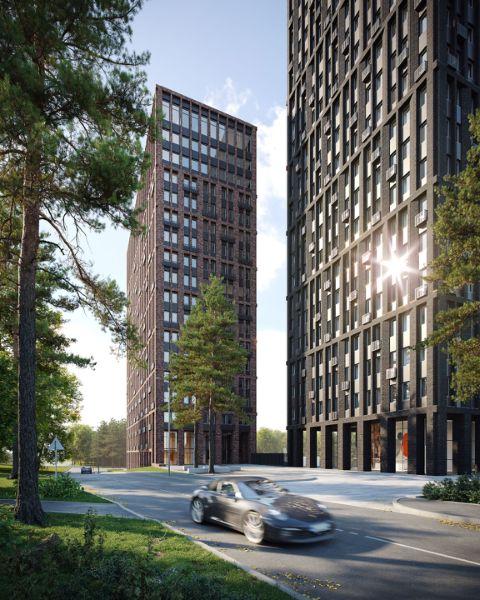 2-я Фотография ЖК «Комплекс апартаментов Baires»