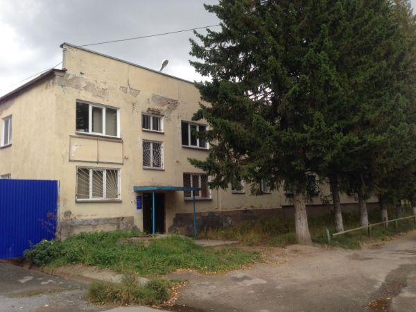 Офисное здание на ул. Боровая Партия, 12