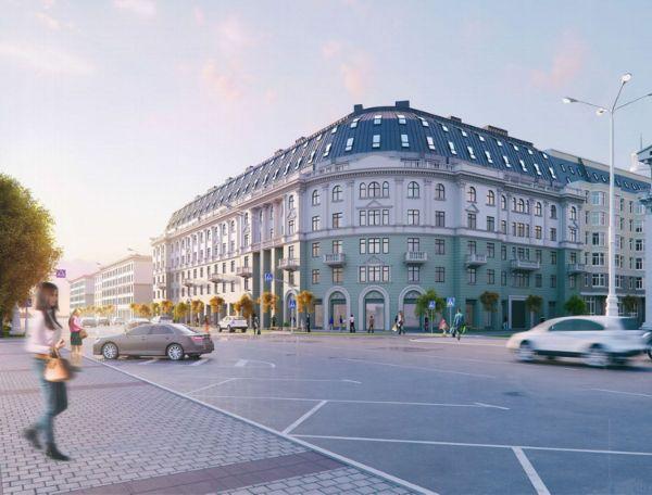 2-я Фотография ЖК «Дом на площади»