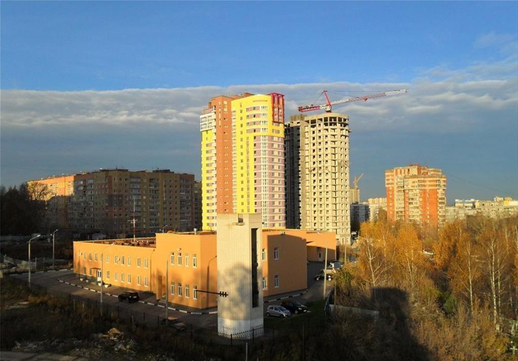 фото ЖК Город будущего