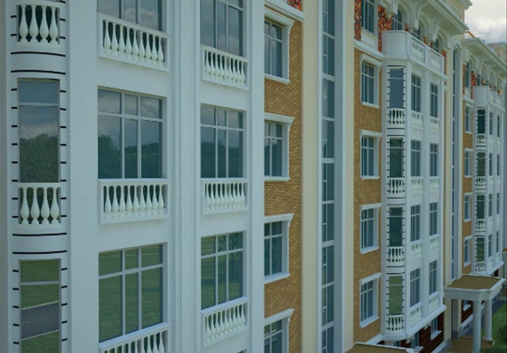 купить квартиру в ЖК Малиновый ручей