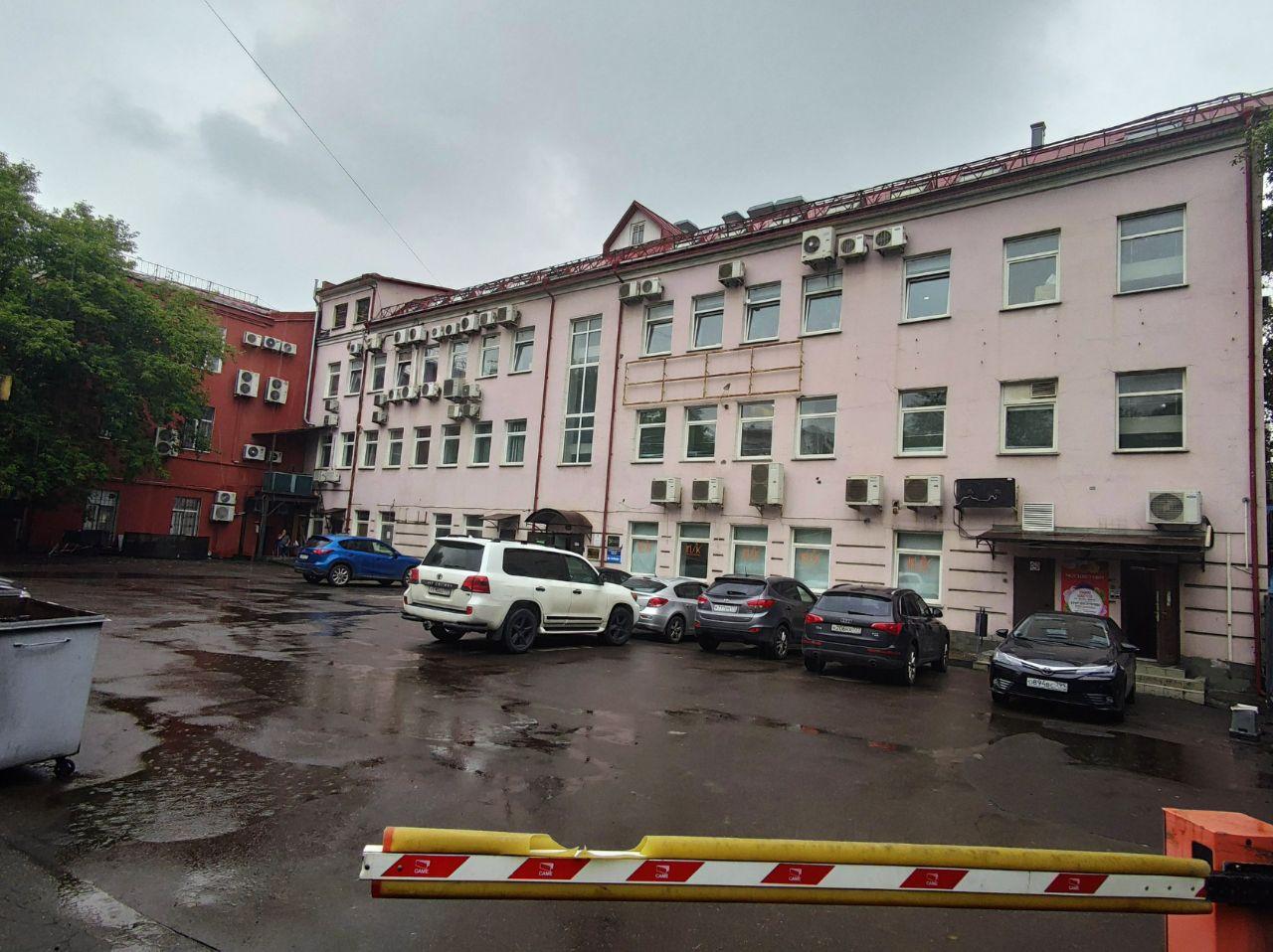продажа помещений в БЦ на ул. Большая Тульская, 46