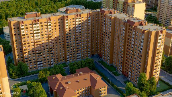 1-я Фотография ЖК «Дудергофская линия 3»