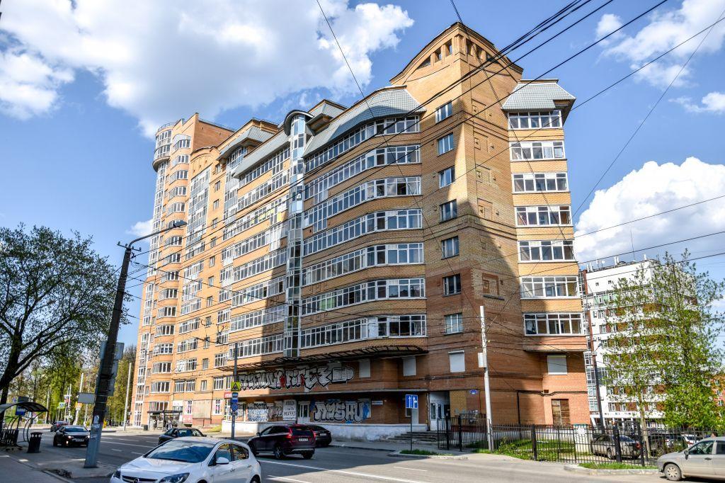 жилой комплекс по ул. Островского 30