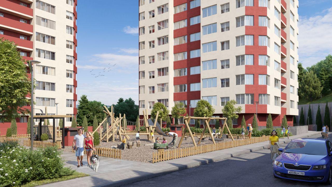 купить квартиру в ЖК Вишнёвый сад