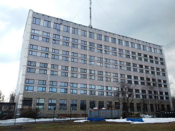 Административное здание на ул. Перерва, 16