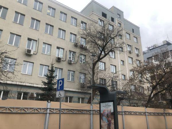 Отдельно стоящее здание на ул. Сущёвский Вал, 5с2
