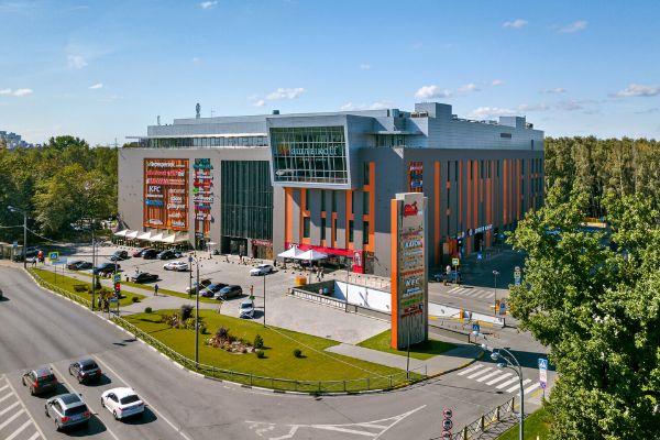 Торгово-развлекательный центр Красный Кит