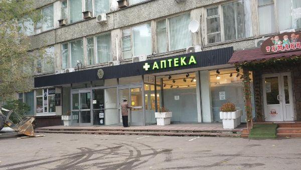 Офисный центр на ул. Орджоникидзе, 12с4