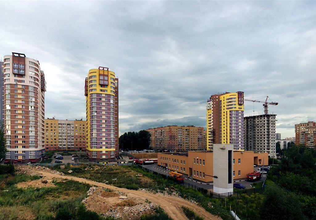 жилой комплекс Город будущего