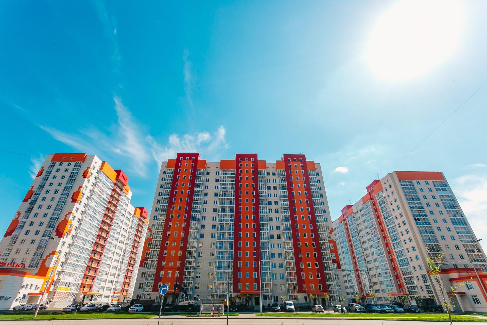 жилой комплекс Матрешки