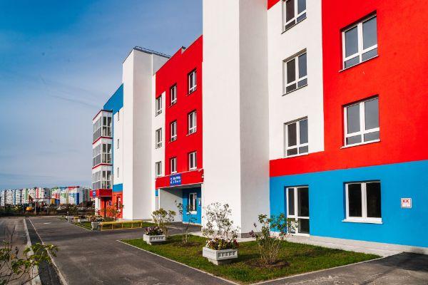 1-я Фотография ЖК «Малоэтажный квартал в Ново-Патрушево»