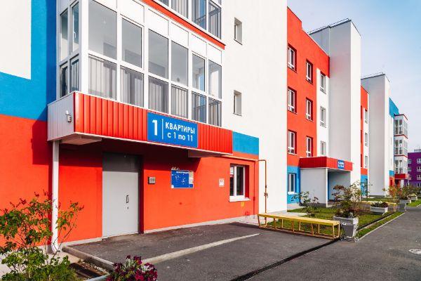 2-я Фотография ЖК «Малоэтажный квартал в Ново-Патрушево»