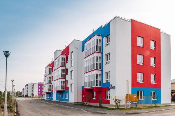 3-я Фотография ЖК «Малоэтажный квартал в Ново-Патрушево»