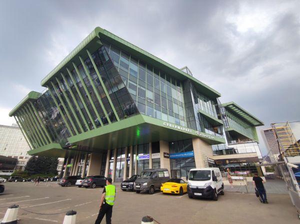 Бизнес-центр Олимпик Холл