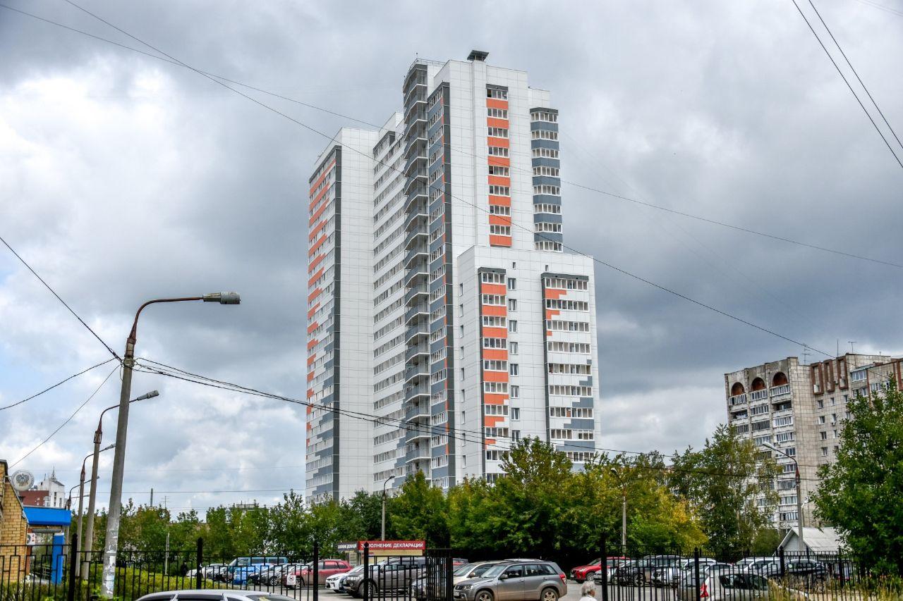фото ЖК Мирный
