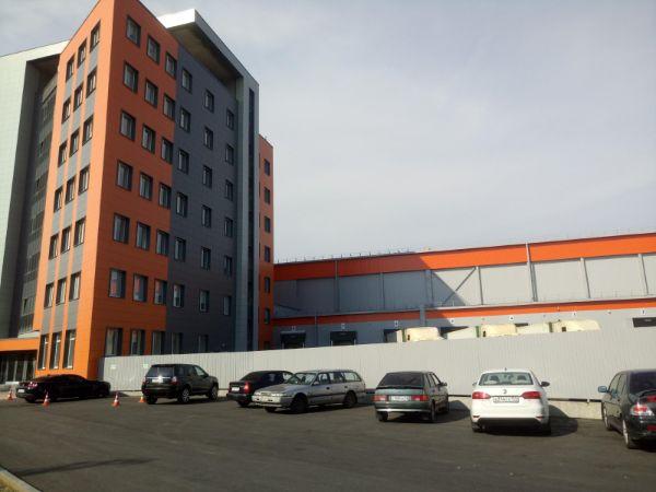 Офисно-складской комплекс на Пискарёвском проспекте, 131с1
