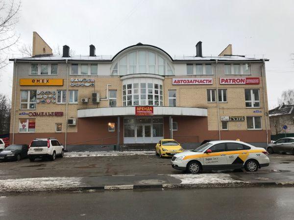 Торгово-офисный комплекс на ул. Мичурина, 18