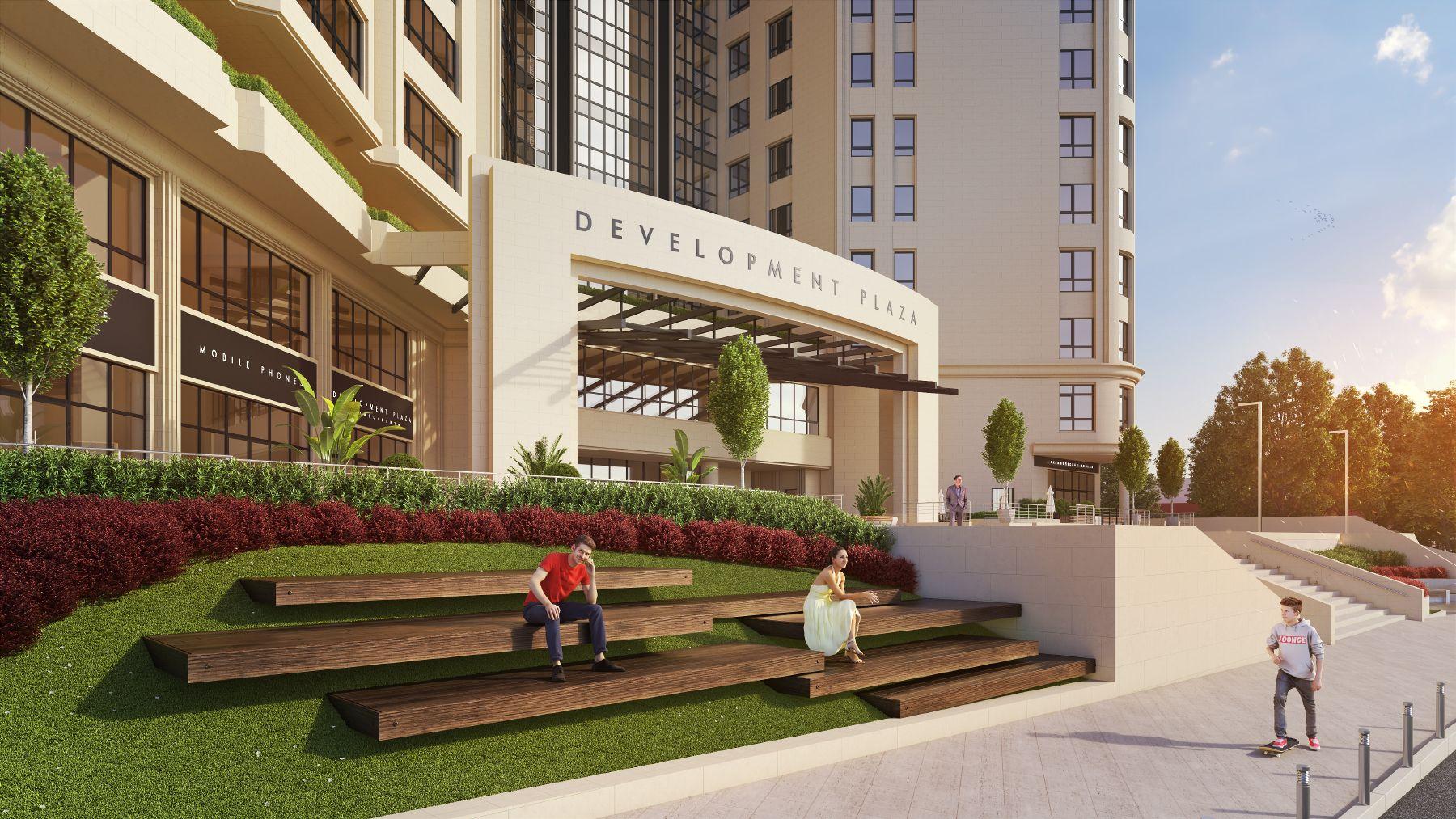 ЖК Development-Plaza (Девелопмент-Плаза)